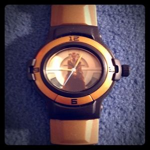Watch made by Avon for Star Wars